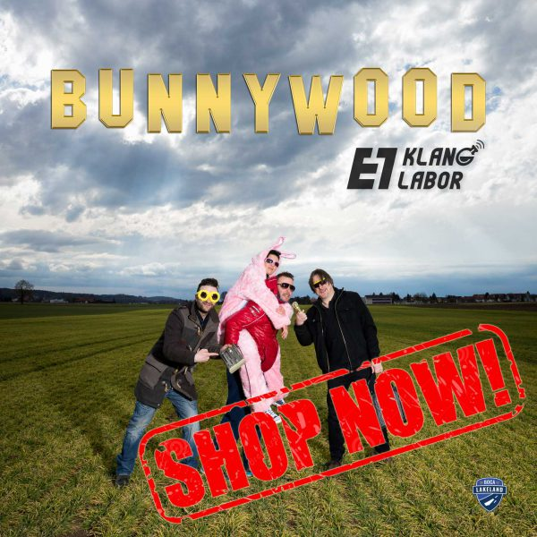 Bunnywood is out now!